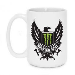 Кружка 420ml Monster Army