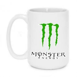 Кружка 420ml Monster Energy Logo - FatLine