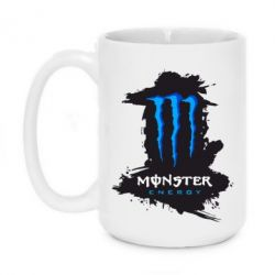 Кружка 420ml Monster Energy Paint - FatLine