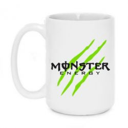 Кружка 420ml Monster Energy Stripes - FatLine