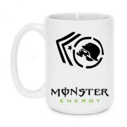 Кружка 420ml Monster Skull