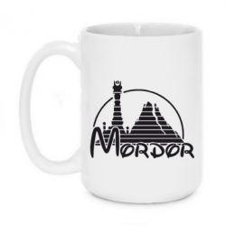 Кружка 420ml Mordor (Властелин Колец) - FatLine