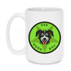 Кружка 420ml Mr. Pickles Good Boy - FatLine