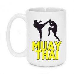 Кружка 420ml Muay Thai Championship - FatLine