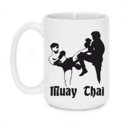 Кружка 420ml Muay Thai Fighters - FatLine