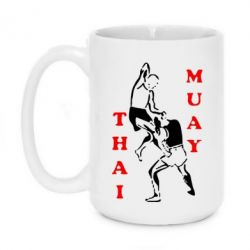 Кружка 420ml Muay Thai Jump - FatLine