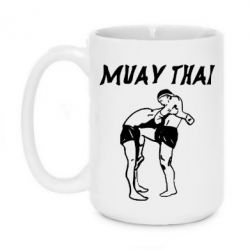 Кружка 420ml Muay Thai Спарринг - FatLine