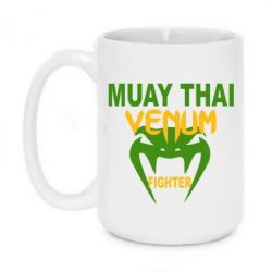 Кружка 420ml Muay Thai Venum Fighter - FatLine