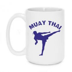 Кружка 420ml Muay Thai