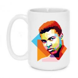 Кружка 420ml Muhammad Ali Art - FatLine