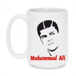 Кружка 420ml Muhammad Ali - FatLine