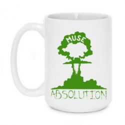 Кружка 420ml Muse Absolution - FatLine