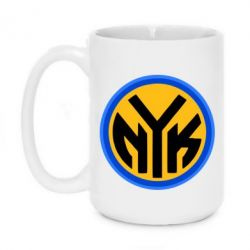 Кружка 420ml New York Knicks logo - FatLine