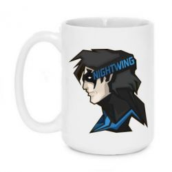 Кружка 420ml NightWing - FatLine