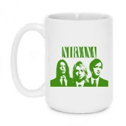 Кружка 420ml Nirvana (Нирвана) - FatLine