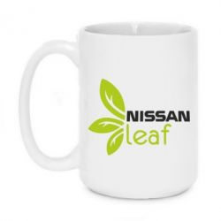Кружка 420ml Nissa Leaf - FatLine