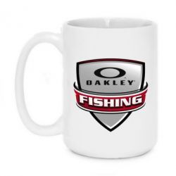 Кружка 420ml Oakley Fishing