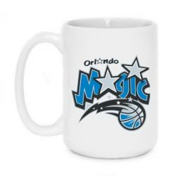Кружка 420ml Orlando Magic