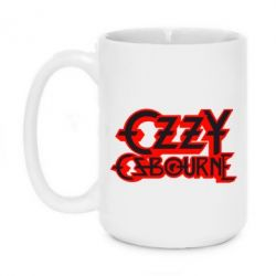Кружка 420ml Ozzy Logo - FatLine
