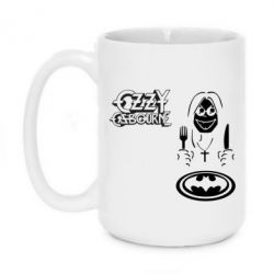 Кружка 420ml ozzy osbourne batman - FatLine