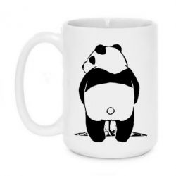Кружка 420ml Panda - FatLine