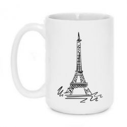 Кружка 420ml Paris - FatLine