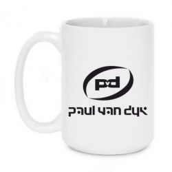 Кружка 420ml Paul Van Dyk
