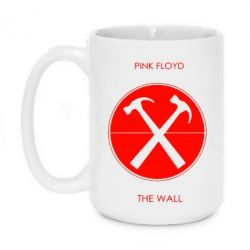 Кружка 420ml Pink Floyd The Wall - FatLine