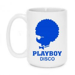 Кружка 420ml Playboy Disco