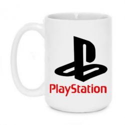 Кружка 420ml PlayStation