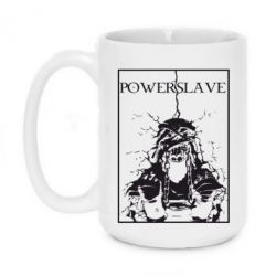 Кружка 420ml Powerslave