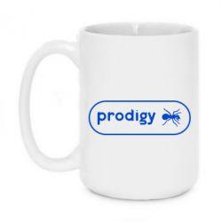 Кружка 420ml Prodigy Логотип
