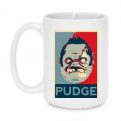 Кружка 420ml Pudge aka Obey - FatLine