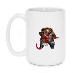 Кружка 420ml Pudge Dota 2