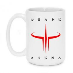 Кружка 420ml Quake Arena