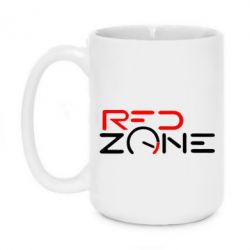 Кружка 420ml Red Zone