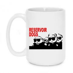 Кружка 420ml Reservior Dogs - FatLine