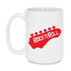 Кружка 420ml Rock n Roll - FatLine