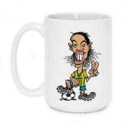 Кружка 420ml Ronaldinho - FatLine