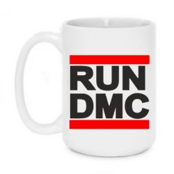 Кружка 420ml RUN DMC