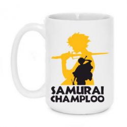 Кружка 420ml Samurai Champloo Logo