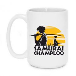 Кружка 420ml Samurai Champloo