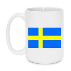 Кружка 420ml Швеция - FatLine