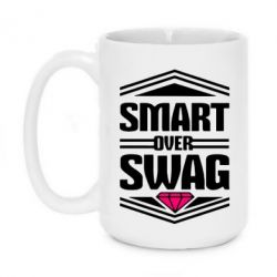 Кружка 420ml Smart Over Swag - FatLine