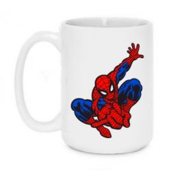 Кружка 420ml Spiderman - FatLine