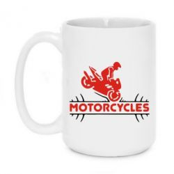 Кружка 420ml Sport Motorcycles