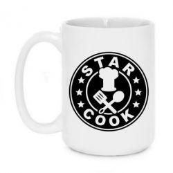 Кружка 420ml Star Cook - FatLine