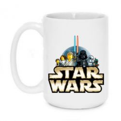Кружка 420ml Star Wars Lego - FatLine