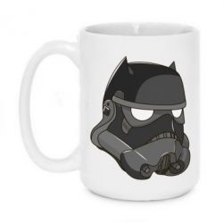 Кружка 420ml Stormtrooper Batman - FatLine