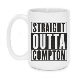 Кружка 420ml Straight outta compton